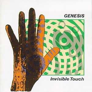 Genesis, Invisible Touch, Piano, Vocal & Guitar (Right-Hand Melody)