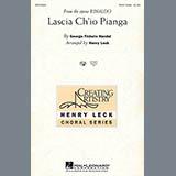 Download George Frideric Handel Lascia Ch'io Pianga sheet music and printable PDF music notes