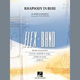 Download George Gershwin Rhapsody in Blue (arr. Paul Murtha) - Pt.5 - Eb Baritone Saxophone sheet music and printable PDF music notes