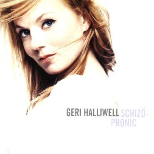 Geri Halliwell, Lift Me Up, Piano, Vocal & Guitar