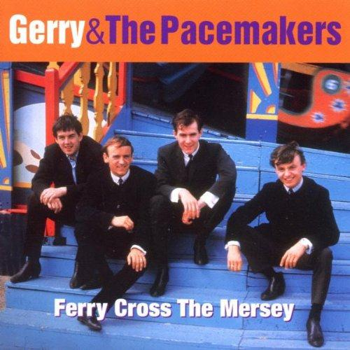 Gerry & The Pacemakers, Ferry 'Cross The Mersey, Piano, Vocal & Guitar (Right-Hand Melody)