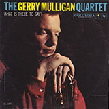 Download Gerry Mulligan My Funny Valentine sheet music and printable PDF music notes