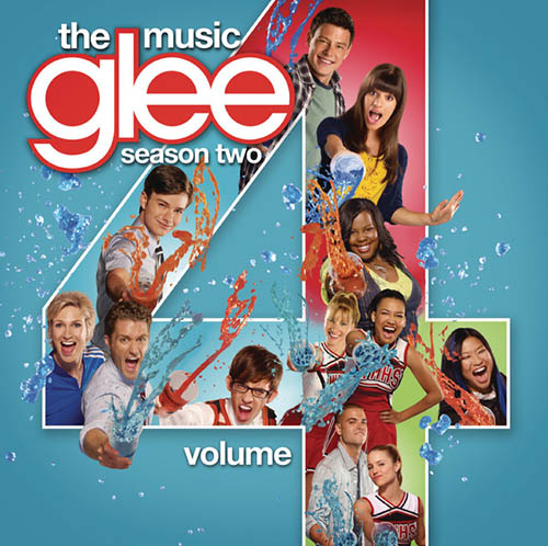 Glee Cast, Forget You, Easy Piano