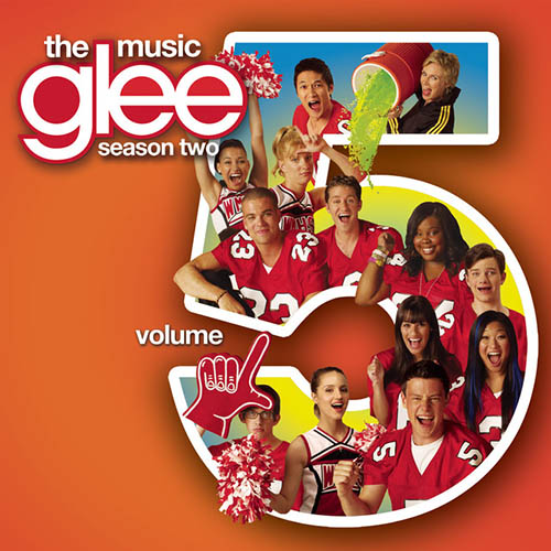 Glee Cast, Landslide, Easy Piano