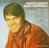Download Glen Campbell Wichita Lineman sheet music and printable PDF music notes