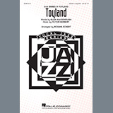 Download Glen MacDonough and Victor Herbert Toyland (from Babes In Toyland) (arr. Rosana Eckert) sheet music and printable PDF music notes