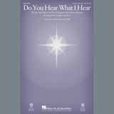 Download Gloria Shayne Do You Hear What I Hear (arr. Craig Courtney) sheet music and printable PDF music notes
