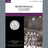 Download Roger Bart 'Go The Distance (from Disney's Hercules) (arr. Aaron Dale)' printable sheet music notes, Barbershop chords, tabs PDF and learn this TTBB Choir song in minutes