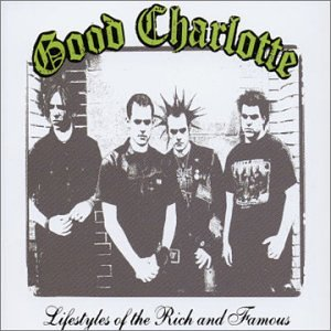 Good Charlotte, Lifestyles Of The Rich And Famous, Piano, Vocal & Guitar (Right-Hand Melody)