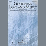 Download Chris Tomlin Goodness, Love And Mercy (arr. David Angerman) sheet music and printable PDF music notes