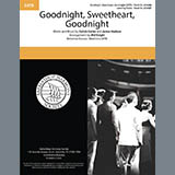 Download The McGuire Sisters 'Goodnight, Sweetheart, Goodnight (arr. Mel Knight)' printable sheet music notes, Barbershop chords, tabs PDF and learn this SATB Choir song in minutes