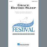 Download Patti Drennan 'Grace Before Sleep' printable sheet music notes, Festival chords, tabs PDF and learn this Choral SSATB song in minutes