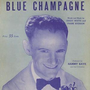 Blue Champagne sheet music