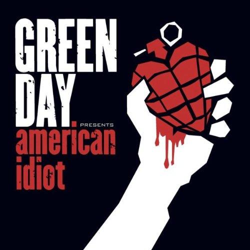 Green Day, Give Me Novacaine, Lyrics & Chords
