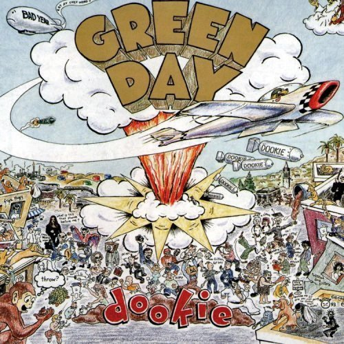 Green Day, Longview, Piano, Vocal & Guitar (Right-Hand Melody)
