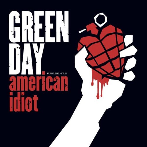 Green Day, Waiting, Lyrics & Chords
