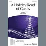 Download Greg Gilpin A Holiday Road Of Carols (arr. Greg Gilpin) sheet music and printable PDF music notes