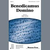 Download Greg Gilpin Benedicamus Domino sheet music and printable PDF music notes
