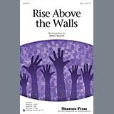 Download Greg Gilpin Rise Above The Walls - Violin 1 sheet music and printable PDF music notes