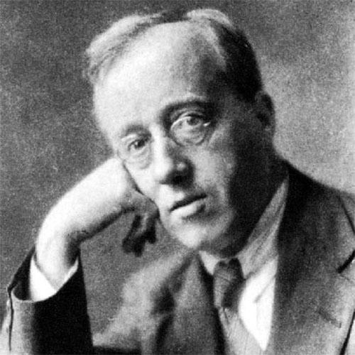 Gustav Holst, In The Bleak Midwinter (arr. Alan Higbee), SATB