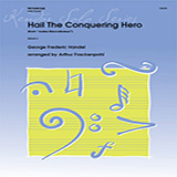 Download Frackenpohl 'Hail The Conquering Hero - Trombone' printable sheet music notes, Concert chords, tabs PDF and learn this Brass Solo song in minutes