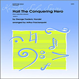 Download Arthur Frackenpohl 'Hail The Conquering Hero (From Judas Maccabaeus) - Piano' printable sheet music notes, Concert chords, tabs PDF and learn this Brass Solo song in minutes