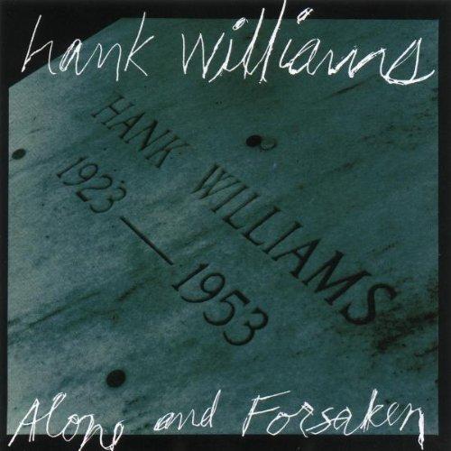 Hank Williams, I'm So Lonesome I Could Cry, Lyrics & Chords