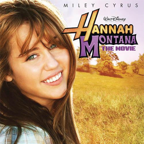 Hannah Montana, Let's Get Crazy, Piano (Big Notes)