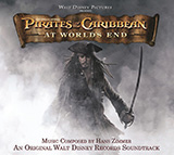Download Hans Zimmer At Wit's End (from Pirates Of The Caribbean: At World's End) sheet music and printable PDF music notes
