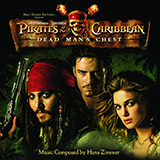Download Hans Zimmer 'Davy Jones (from Pirates Of The Caribbean: Dead Man's Chest)' printable sheet music notes, Film and TV chords, tabs PDF and learn this Piano song in minutes