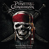 Download Hans Zimmer Guilty Of Being Innocent Of Being Jack Sparrow sheet music and printable PDF music notes