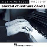 Download Felix Mendelssohn-Bartholdy Hark! The Herald Angels Sing [Jazz version] (arr. Brent Edstrom) sheet music and printable PDF music notes