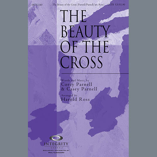 The Beauty Of The Cross - Violin 2 sheet music