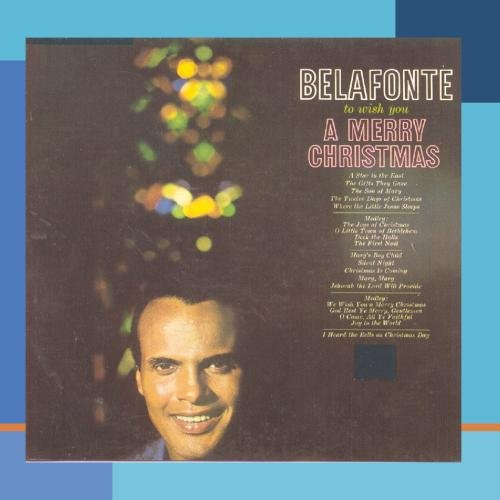 Harry Belafonte, Silent Night, Piano, Vocal & Guitar (Right-Hand Melody)