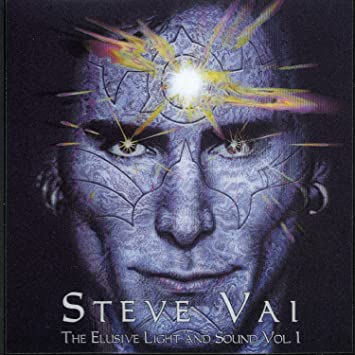 Steve Vai, Head Cuttin' Duel, Guitar Tab