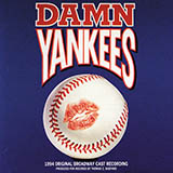 Download Richard Adler 'Heart (from Damn Yankees)' printable sheet music notes, Broadway chords, tabs PDF and learn this Very Easy Piano song in minutes