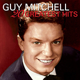 Download Guy Mitchell Heartaches By The Number sheet music and printable PDF music notes