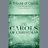 Download Heather Sorenson A Tribute of Carols - Trombone 1 & 2 sheet music and printable PDF music notes