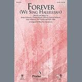 Download Heather Sorenson Forever (We Sing Hallelujah) - Violin 1 sheet music and printable PDF music notes