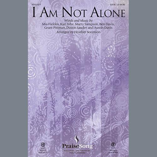Heather Sorenson, I Am Not Alone - Guitar, Choir Instrumental Pak