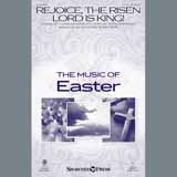 Download Heather Sorenson Rejoice, the Risen Lord Is King! - Bb Trumpet 1,2 sheet music and printable PDF music notes