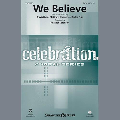 Heather Sorenson, We Believe - Violin 2, Choir Instrumental Pak