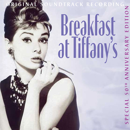Moon River (from Breakfast At Tiffany's) sheet music