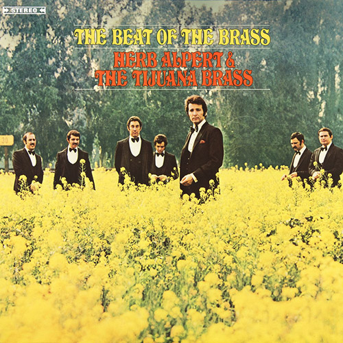Herb Alpert & The Tijuana Brass, This Guy's In Love With You, Easy Piano