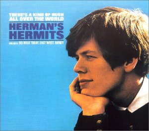 Herman's Hermits, There's A Kind Of Hush (All Over The World), Easy Piano