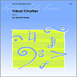 Download Heslip 'Tribal Chatter' printable sheet music notes, Classical chords, tabs PDF and learn this Percussion Solo song in minutes