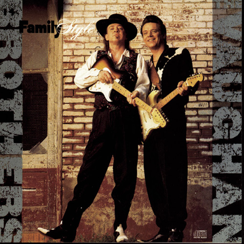 The Vaughan Brothers, Hillbilly From Outerspace, Guitar Tab