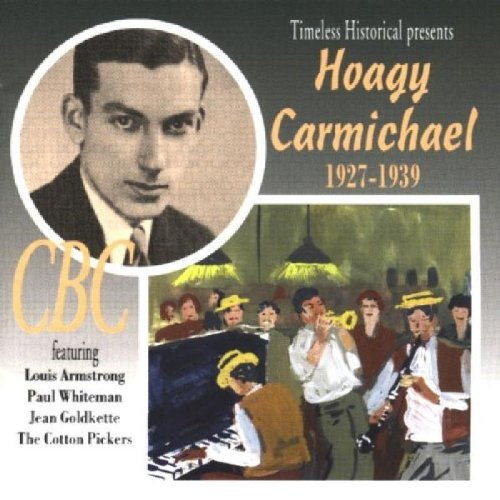 Hoagy Carmichael, Lazybones, Piano, Vocal & Guitar (Right-Hand Melody)