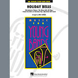 Download James Curnow 'Holiday Bells - Baritone B.C.' printable sheet music notes, Holiday chords, tabs PDF and learn this Concert Band song in minutes