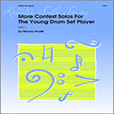Download Houllif 'More Contest Solos For The Young Drum Set Player' printable sheet music notes, Unclassified chords, tabs PDF and learn this Percussion song in minutes